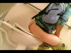 Hidden Cam Bathroom Compilation