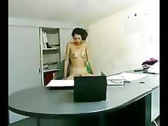 Moroccan Beurette Secretary Fucked By Boss