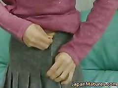 Japanese mature woman is a beauty part2