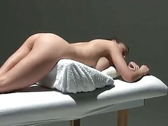 Erotisch Massage Olie Orgasme Ass