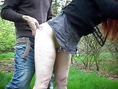 Outdoor Dogging 4 Some
