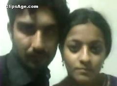 Indian Sialkot nurse with her lover scandal video