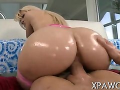 non-stop fucking of wet pussy