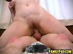 curvy mother in law gets fucked