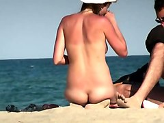 young at cap d agde nude beach