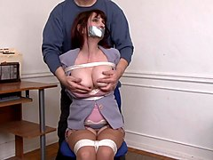 kristine chairtied and groped
