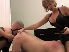 Bdsm Dominointi Strap On Dildo