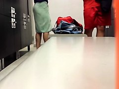 mexican guy gets naked in the locker room one more time