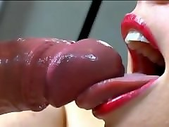 blowjob and cum in mouth pov