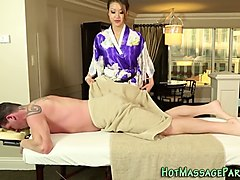asian masseuse spunked asian 1