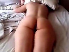Mums peachy bum slideshow