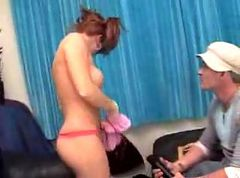 Redhead Teen Gets HerAss Pounded Scene 5 (amateur )