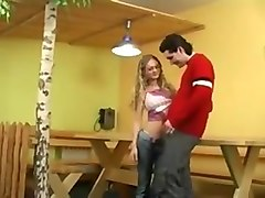 Russian girl creampie