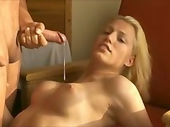 busty shemale jerking off while sucking my dick deepthroat