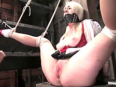 Claire Adams and Lorelei Lee in Whippedass Video