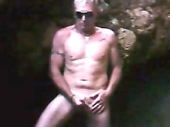 stone swimming wank pt 1