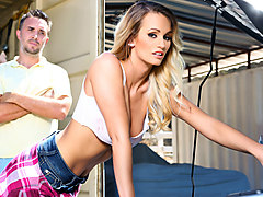 Emily Austin, Keiran Lee in Blow Valve - DigitalPlayground