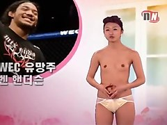 naked news Korea part 17