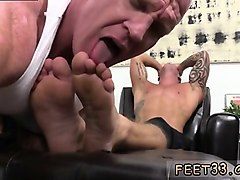bareback foot fetish hardcore gay porn dev worships jason ja