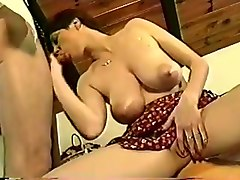 Milf fucks lucky guy