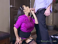 hot executive priya price blows another executive