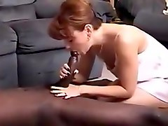 Little kiss muffin: milf can believe her black cock boy