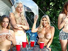 Alexis Fawx, Keiran Lee in Campground Sluts - DigitalPlayground
