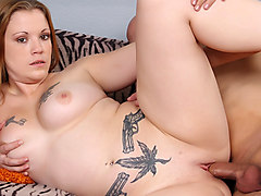 Malreigh Anne in Sexy And Beautiful Plumper Marleigh Anne Gets Fucked Hard - JeffsModels