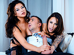Anna Polina & Nikita Bellucci & Keiran Lee in The Pleasure Provider, Episode 4 - DigitalPlayground