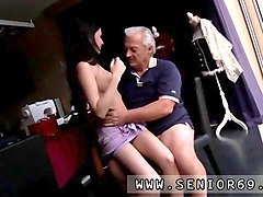 old spunkers black and shy handjob cathy seems impressed with his solid stick of dude
