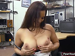 sophie leon pawn her pussy for quickcash
