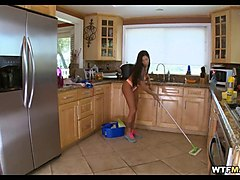 spanish amateur latina maid