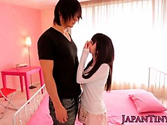 petite nippon babe lifted and fucked