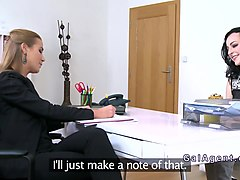 Lesbians in sixty nine action in casting