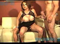 Juicy Masked Big Titted Milf Fucked Hard (TheYorkshaKillah)