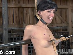 gagged and bounded for torture clip