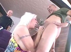 Screw my wife 68 blonde does another man for first time in her life