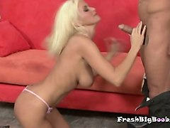 doggystyle for hot blonde marta