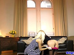 amateur british teen trio with mature couple
