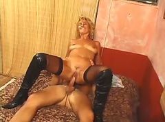 Hot Mature Mia Ivanova Assbanged in Boots