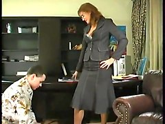 Russian mature fuck with a guy 4