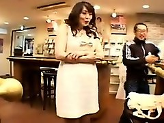 ravishing japanese milf drops her clothes to reveal her spl