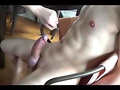 Ruined Orgasms in Bondage Chair