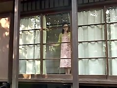 Peaceful anal lovely Japanese mom