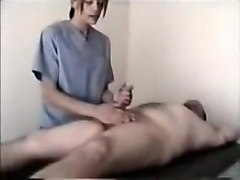 Horny Amateur video with Cumshot, Handjob scenes