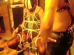 sissy slave gurl bound and gagged