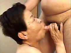 Incredible Homemade movie with Asian, Grannies scenes