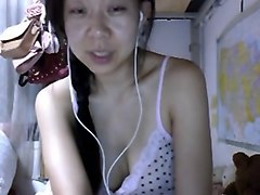 Sexy chinese wife on skype
