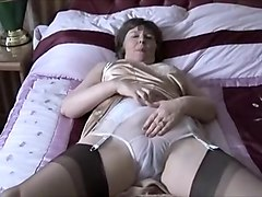 Exotic Amateur video with Mature, Solo scenes