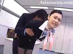 Maria Ozawa Hot AsianStewardess Gets AFucking..